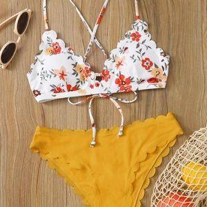 SHEIN bikini Medium (fits like a small)